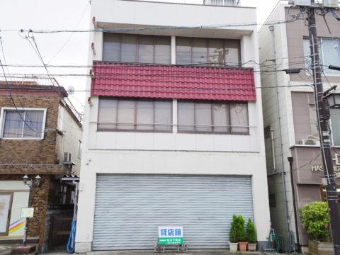 くろべ空き店舗情報(黒部市三日市)