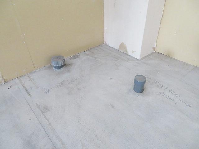 物件No.8 汚水と排水の管