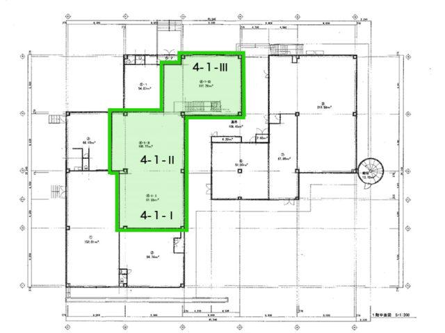 物件No.11 平面図1F