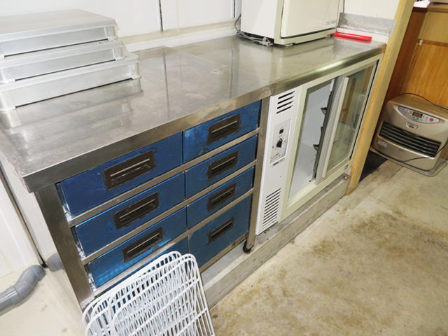 店舗物件18 厨房