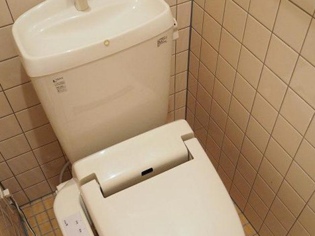 黒部の物件No.21 トイレ