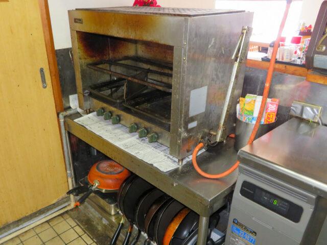 黒部の物件No.22厨房
